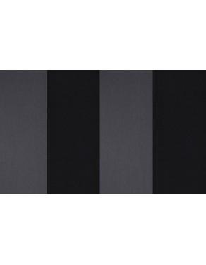 Flamant Les Rayures 18102 Stripe Velvet and Lin Noir de Lune