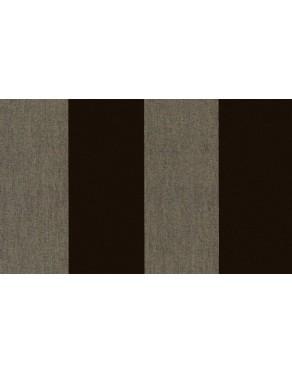 Flamant Les Rayures 18114 Stripe Velvet and Lin Grain de Poivre