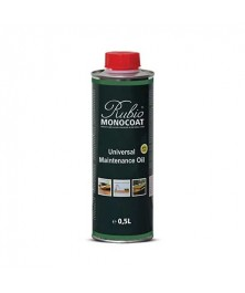 Rubio Monocoat Universal Maintenance Oil 500ml White 126428